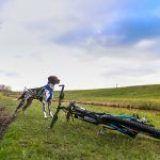 Adiestramiento para bikejoring